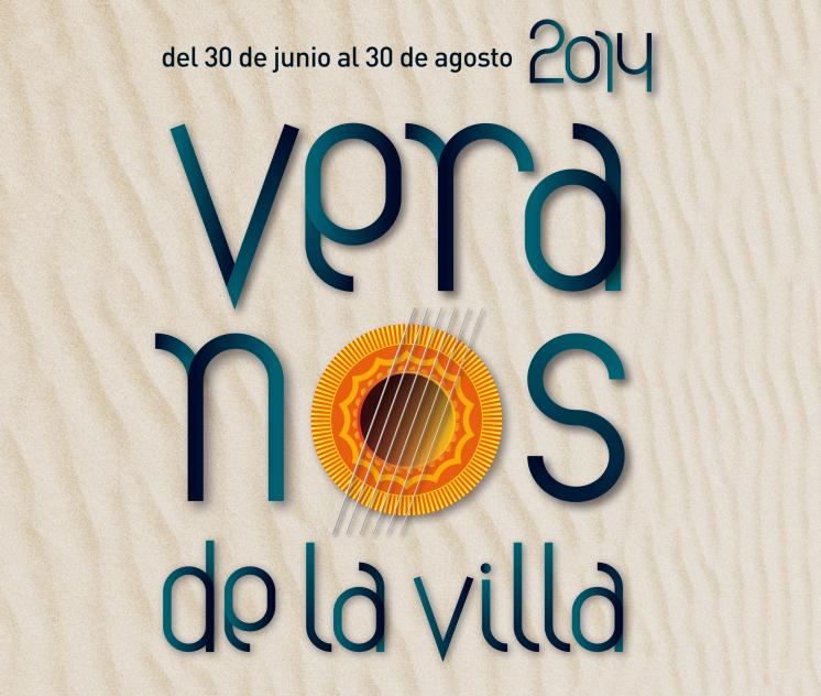 Veranos de la villa 2014 el programa de conciertos para for Jardines sabatini conciertos